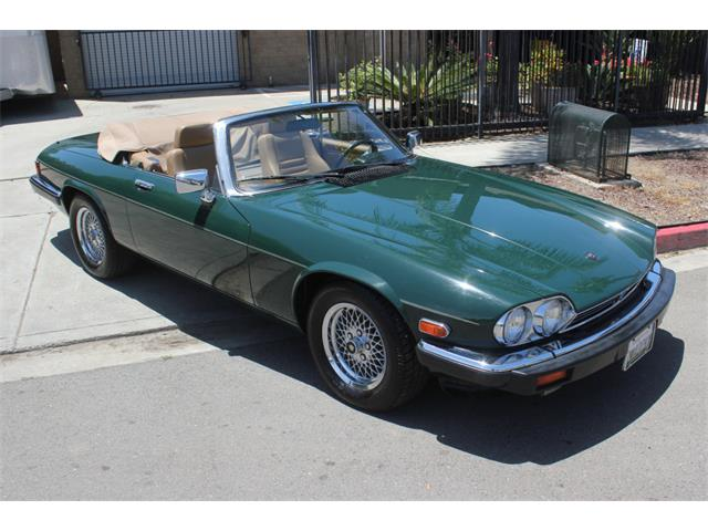 1990 Jaguar XJS (CC-1350397) for sale in san diego, California
