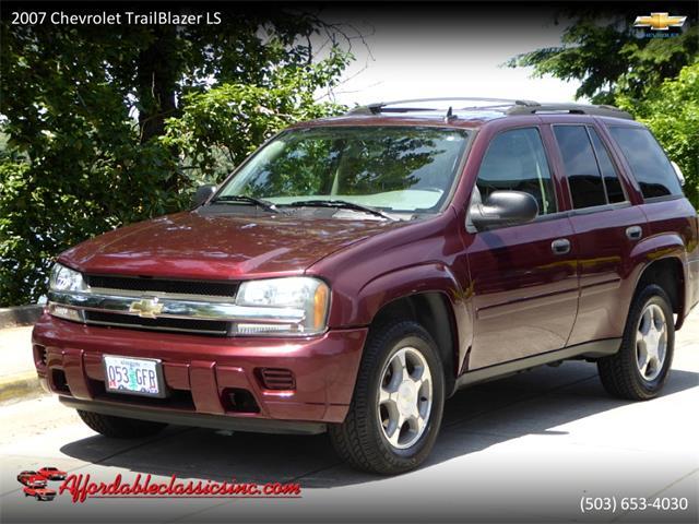 2007 Chevrolet Trailblazer (CC-1353985) for sale in Gladstone, Oregon