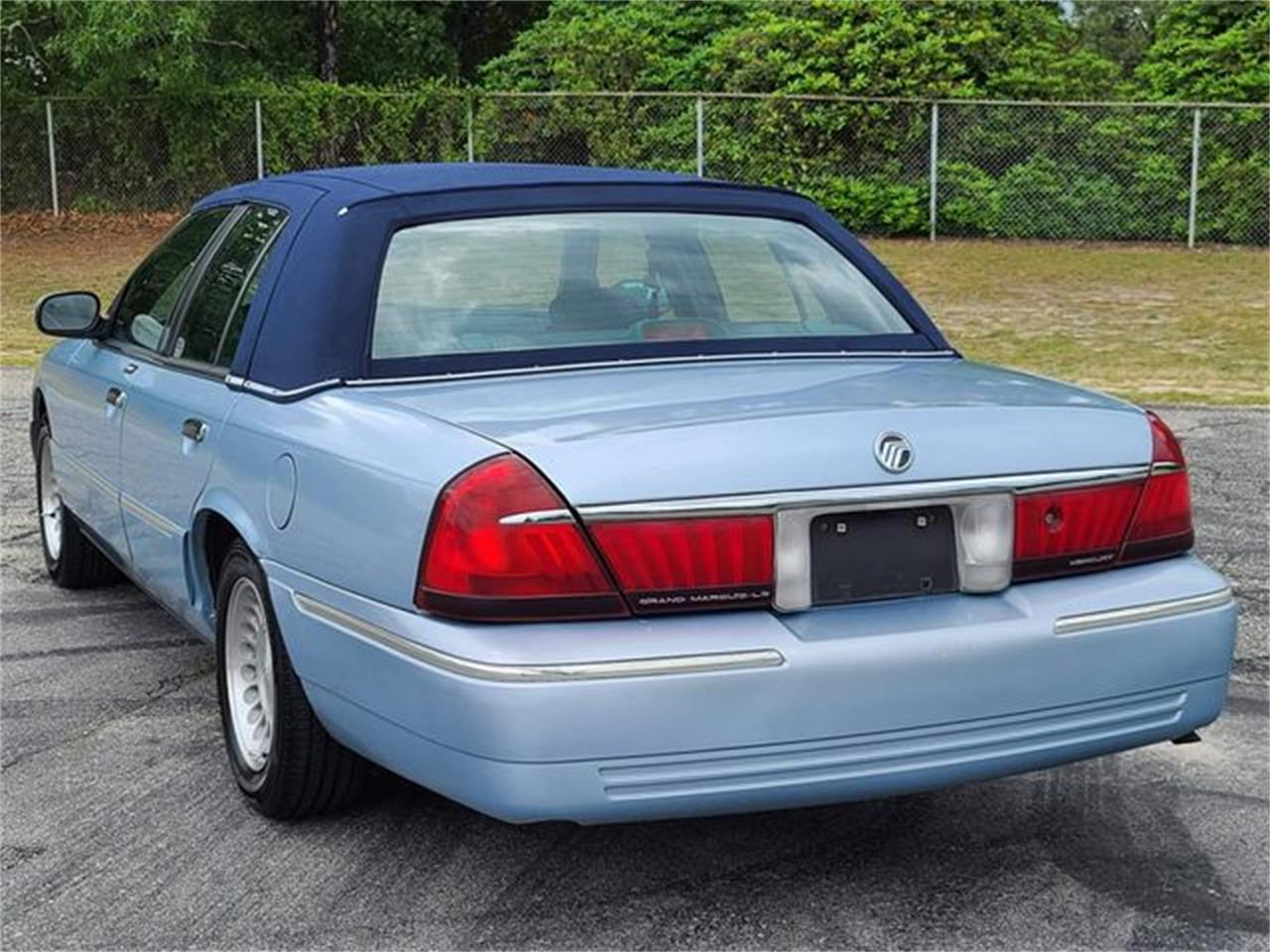 2002 Mercury Grand Marquis (CC-1353996) for sale in Hope Mills, North Carolina