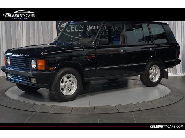 1994 Land Rover Range Rover (CC-1354009) for sale in Las Vegas, Nevada