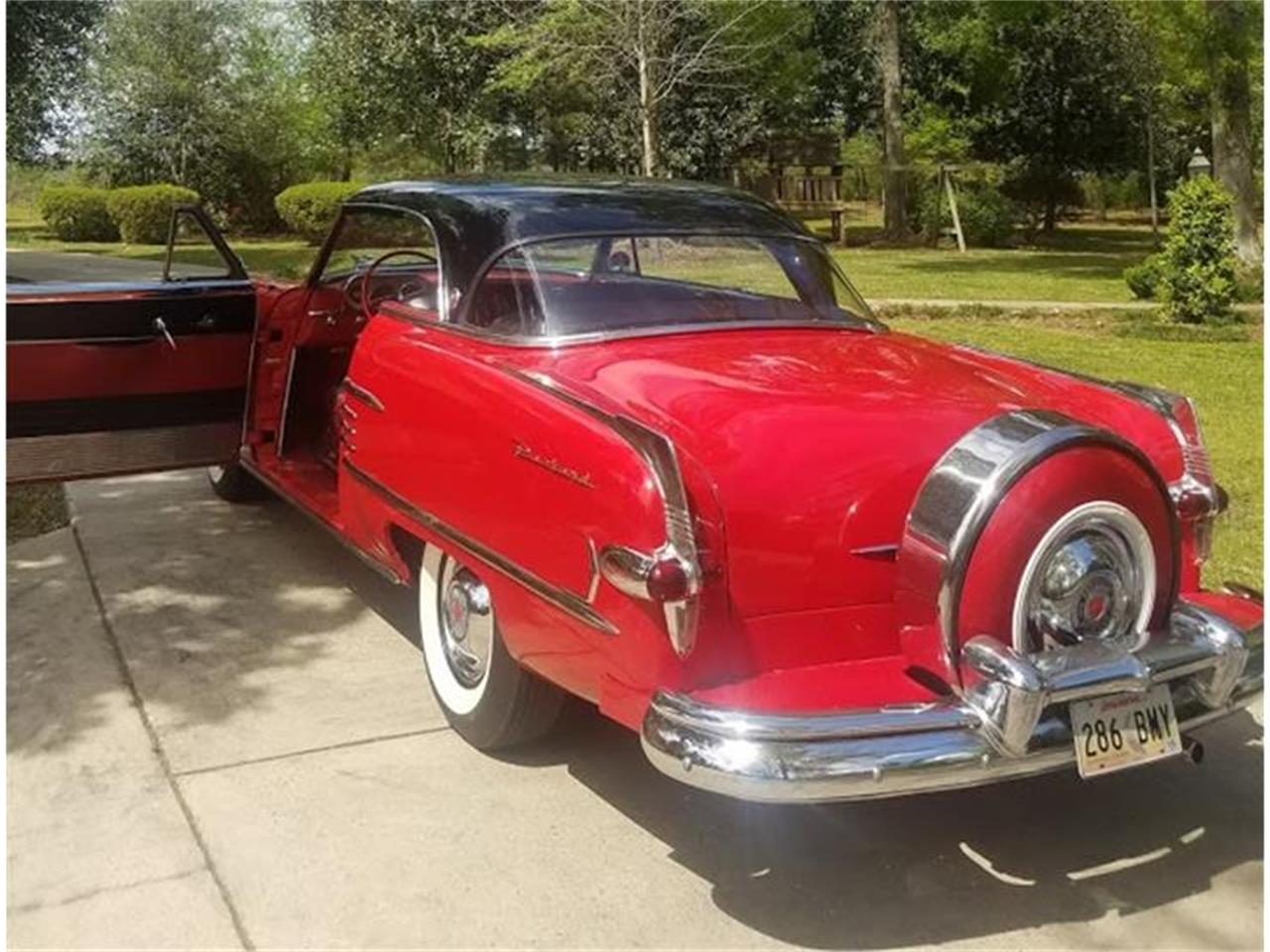 1954 Packard Pacific (CC-1350401) for sale in Franklinton, Louisiana