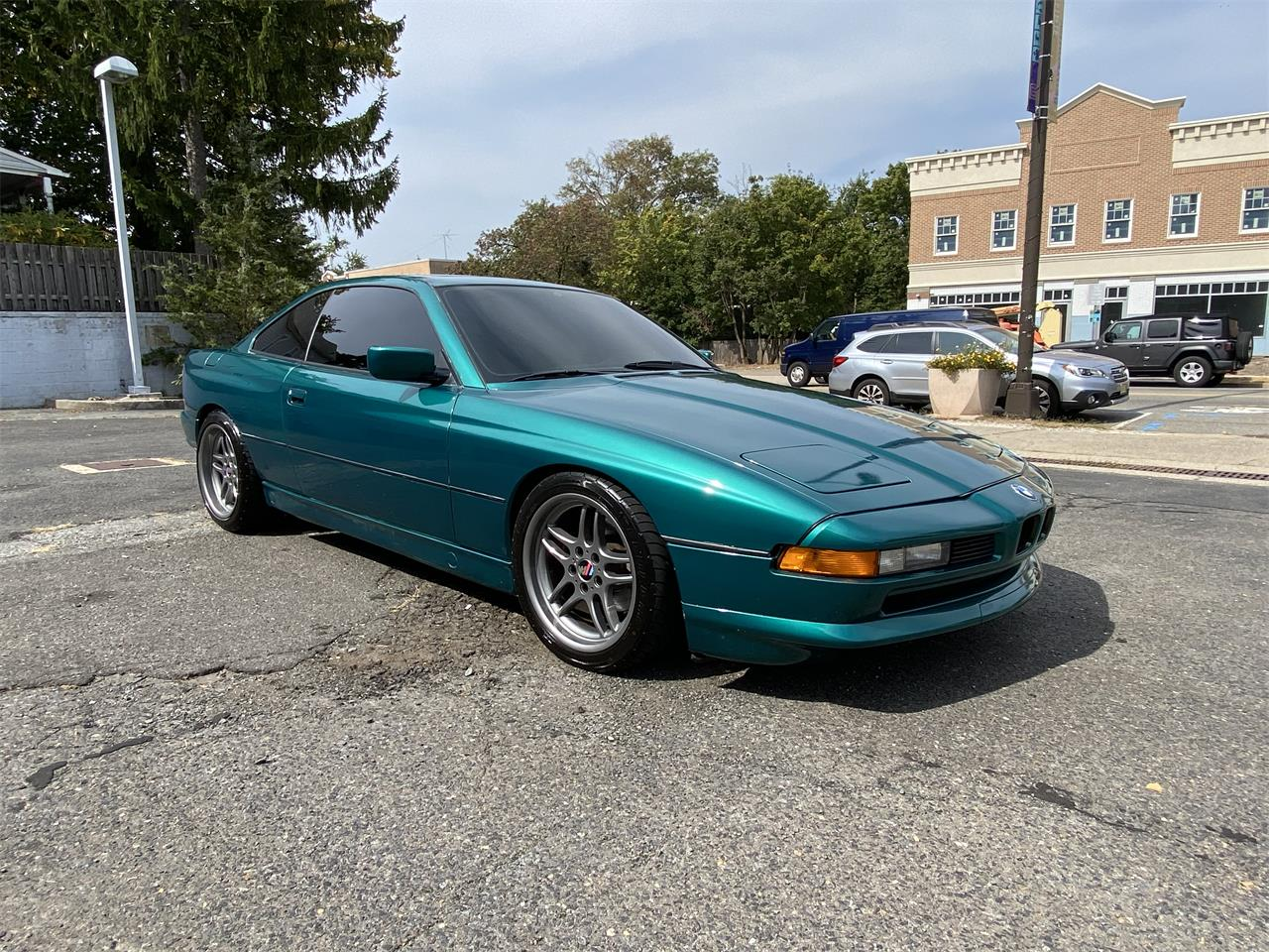 1993 BMW 850 (CC-1350402) for sale in HIGHLAND PARK, New Jersey