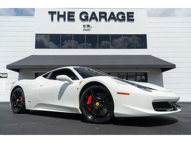 2014 Ferrari 458 (CC-1354027) for sale in Miami, Florida