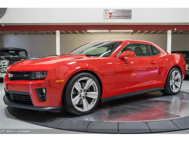 2013 Chevrolet Camaro ZL1 (CC-1354028) for sale in Rancho Cordova, California