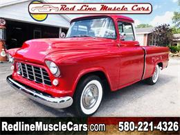 1956 Chevrolet Cameo (CC-1354030) for sale in Wilson, Oklahoma
