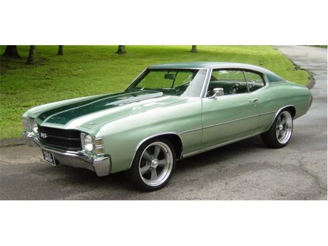 1971 Chevrolet Chevelle (CC-1354035) for sale in Hendersonville, Tennessee
