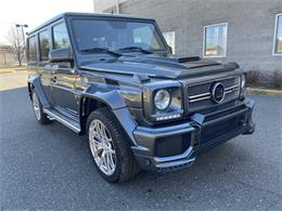 2016 Mercedes-Benz G63 (CC-1350405) for sale in HIGHLAND PARK, New Jersey