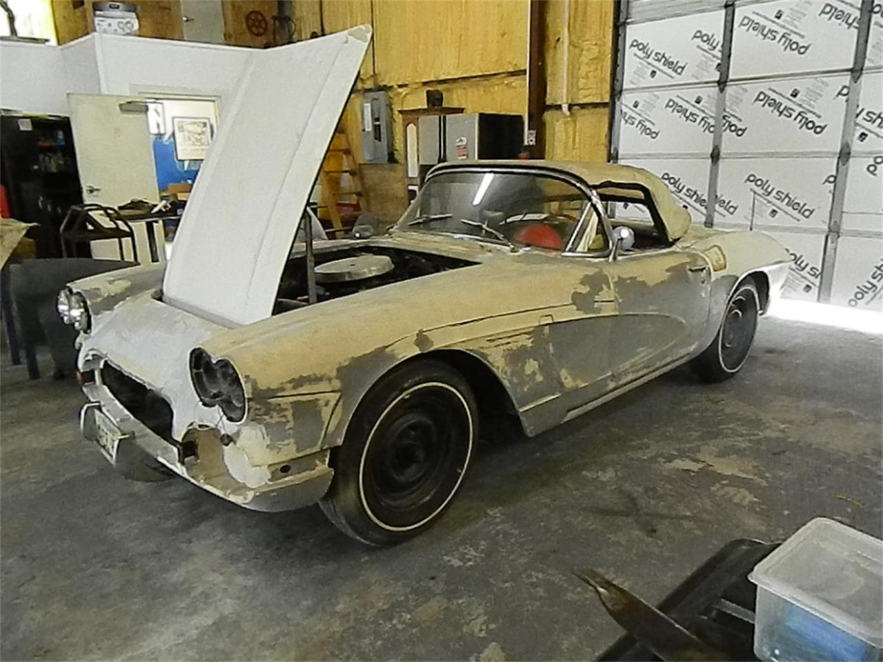 1962 Chevrolet Corvette (CC-1354052) for sale in Fort Worth, Texas