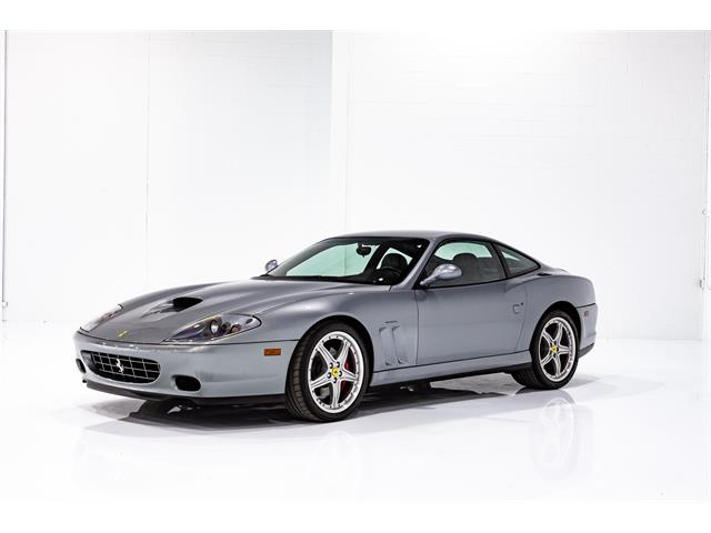 2004 Ferrari 575 Maranello (CC-1350406) for sale in Montreal, Quebec