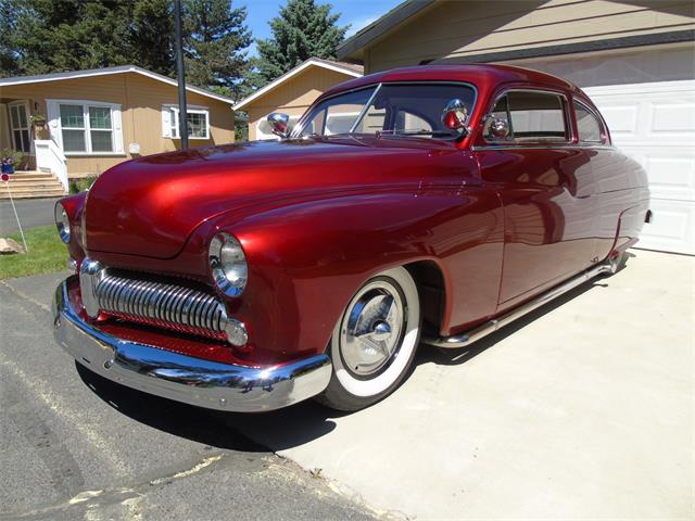1950 Mercury Coupe (CC-1354064) for sale in Spokane, Washington