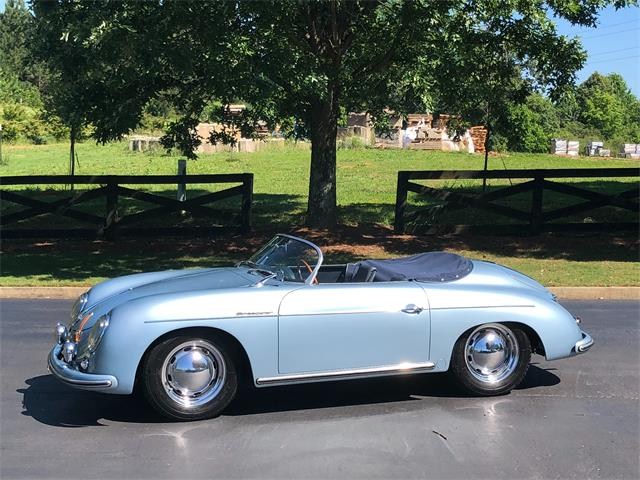 1957 Porsche 356 (CC-1354067) for sale in Alpharetta, Georgia