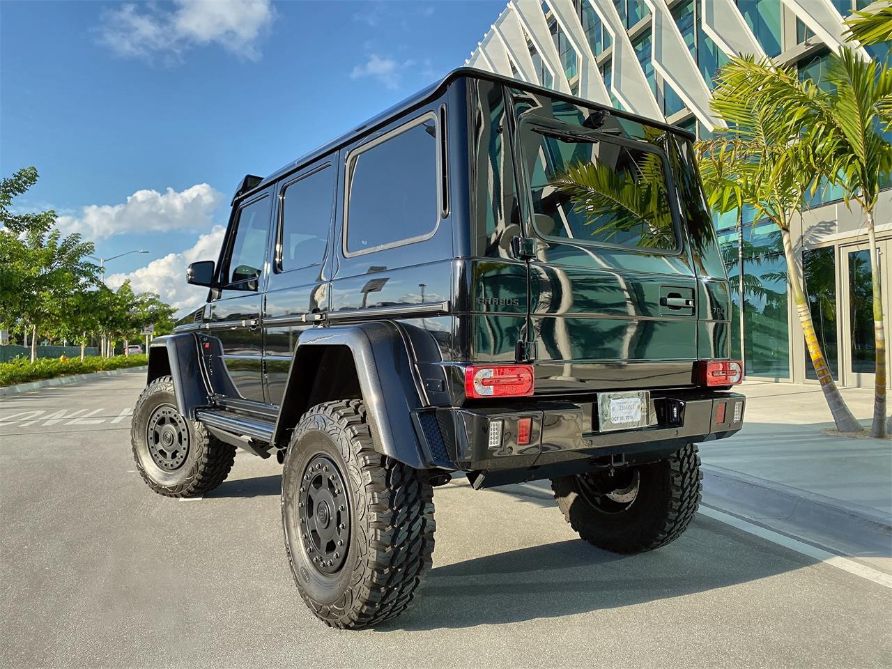 2016 Mercedes-Benz G63 (CC-1350407) for sale in HIGHLAND PARK, New Jersey