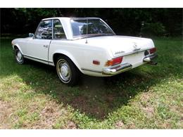 1963 Mercedes-Benz 230SL (CC-1354086) for sale in Gray Court, South Carolina