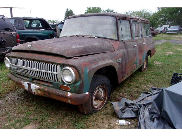 1967 International Travelall (CC-1354087) for sale in Gray Court, South Carolina