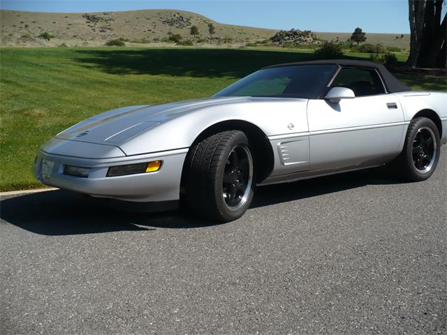 1996 Chevrolet Corvette C4 (CC-1350409) for sale in Clancy, Montana