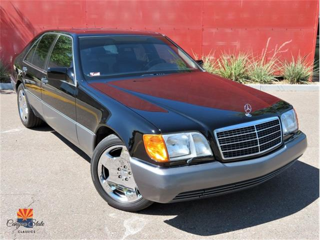 1992 Mercedes-Benz 300 (CC-1354093) for sale in Tempe, Arizona