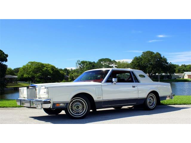 1983 Lincoln Continental Mark VI (CC-1354094) for sale in Clearwater, Florida