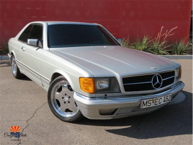 1984 Mercedes-Benz 500SEC (CC-1354095) for sale in Tempe, Arizona