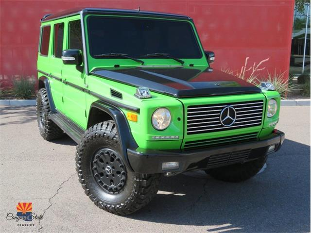 2002 Mercedes-Benz G-Class (CC-1354096) for sale in Tempe, Arizona