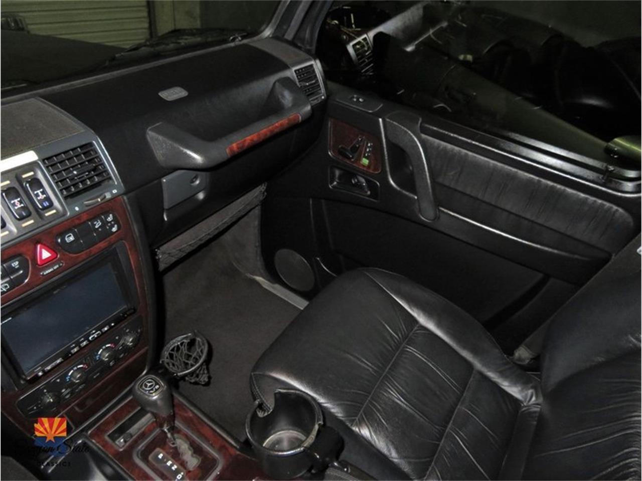 2002 Mercedes-Benz G-Class (CC-1354096) for sale in Tempe, Arizona
