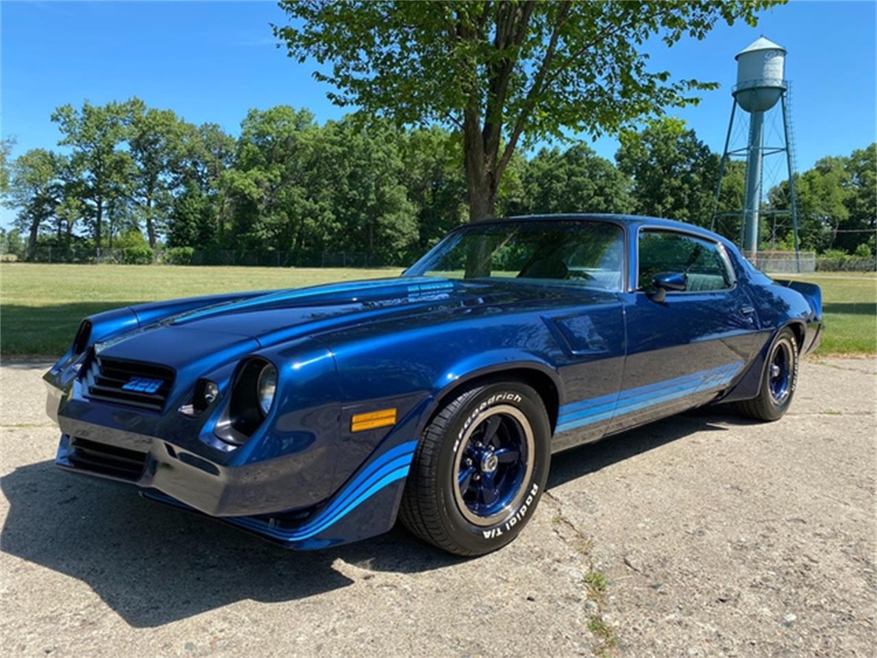 1981 Chevrolet Camaro (CC-1354102) for sale in Shelby Township, Michigan