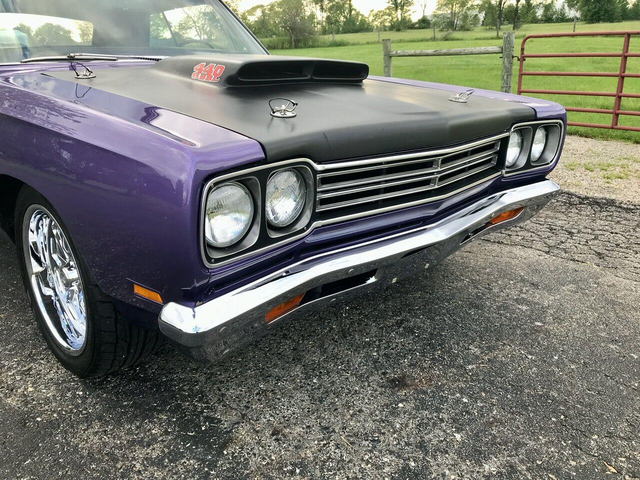 1969 Plymouth Road Runner (CC-1354122) for sale in Knightstown, Indiana