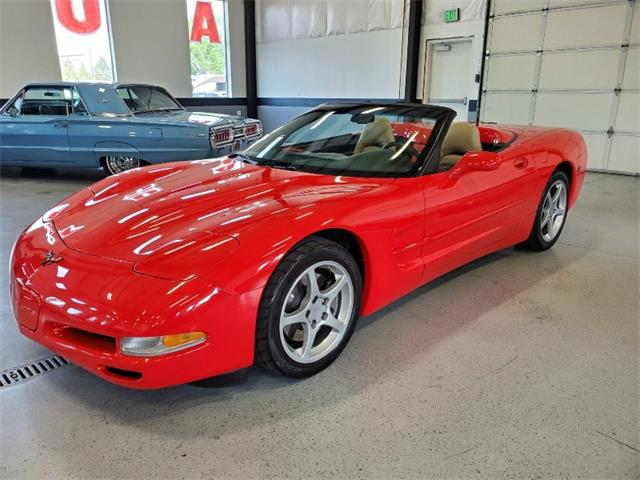 1998 Chevrolet Corvette (CC-1354128) for sale in Bend, Oregon