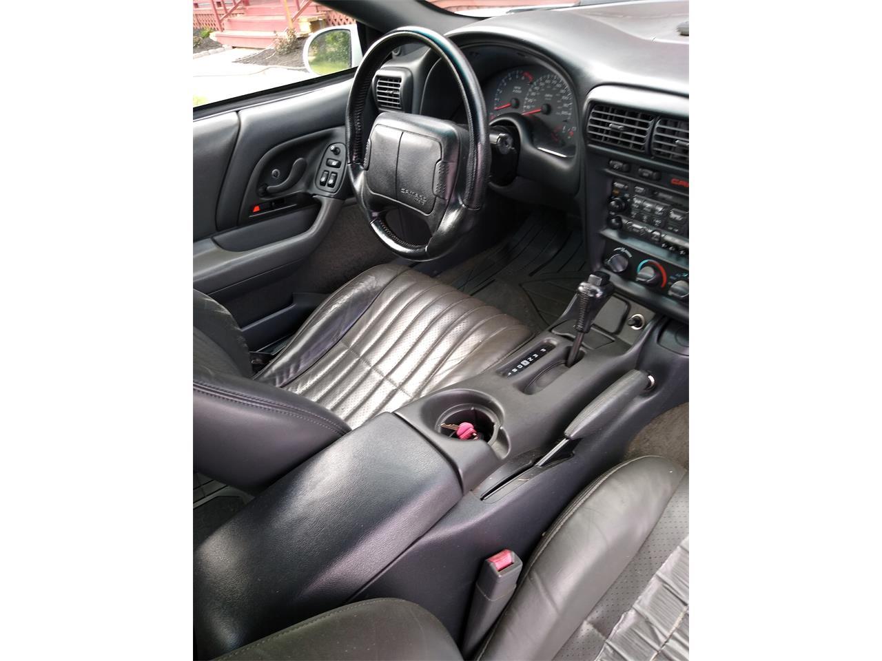 1997 Chevrolet Camaro RS (CC-1354136) for sale in Hadley, Massachusetts