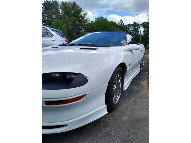 1997 Chevrolet Camaro RS (CC-1354136) for sale in Hadley, Massachusetts