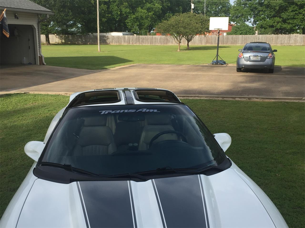 2000 Pontiac Firebird Trans Am WS6 (CC-1354137) for sale in West Helena, Arkansas