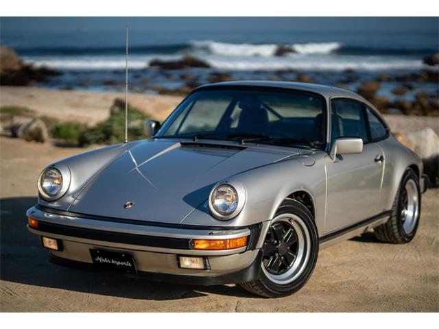 1984 Porsche 911 Carrera (CC-1354138) for sale in Monterey, California