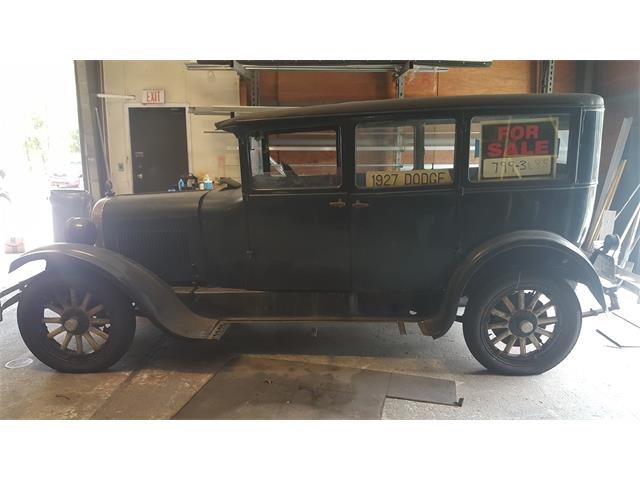 1927 Dodge Brothers Sedan (CC-1354139) for sale in Brooksville, Florida