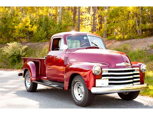 1953 Chevrolet 3600 (CC-1354144) for sale in KINGSTON, Massachusetts