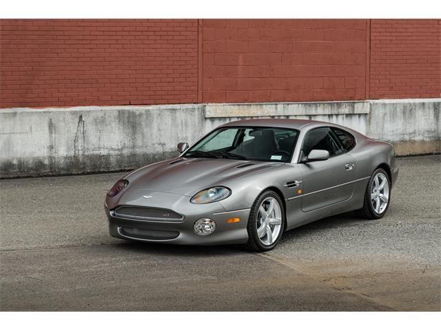 2003 Aston Martin DB7 (CC-1354147) for sale in Philadelphia, Pennsylvania