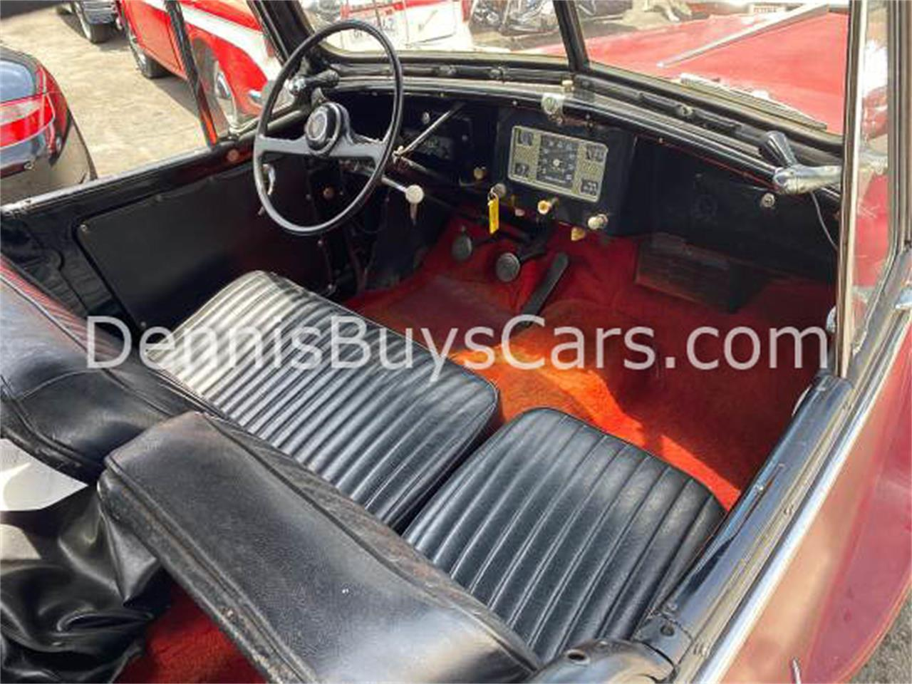 1948 Willys Jeepster (CC-1354149) for sale in LOS ANGELES, California