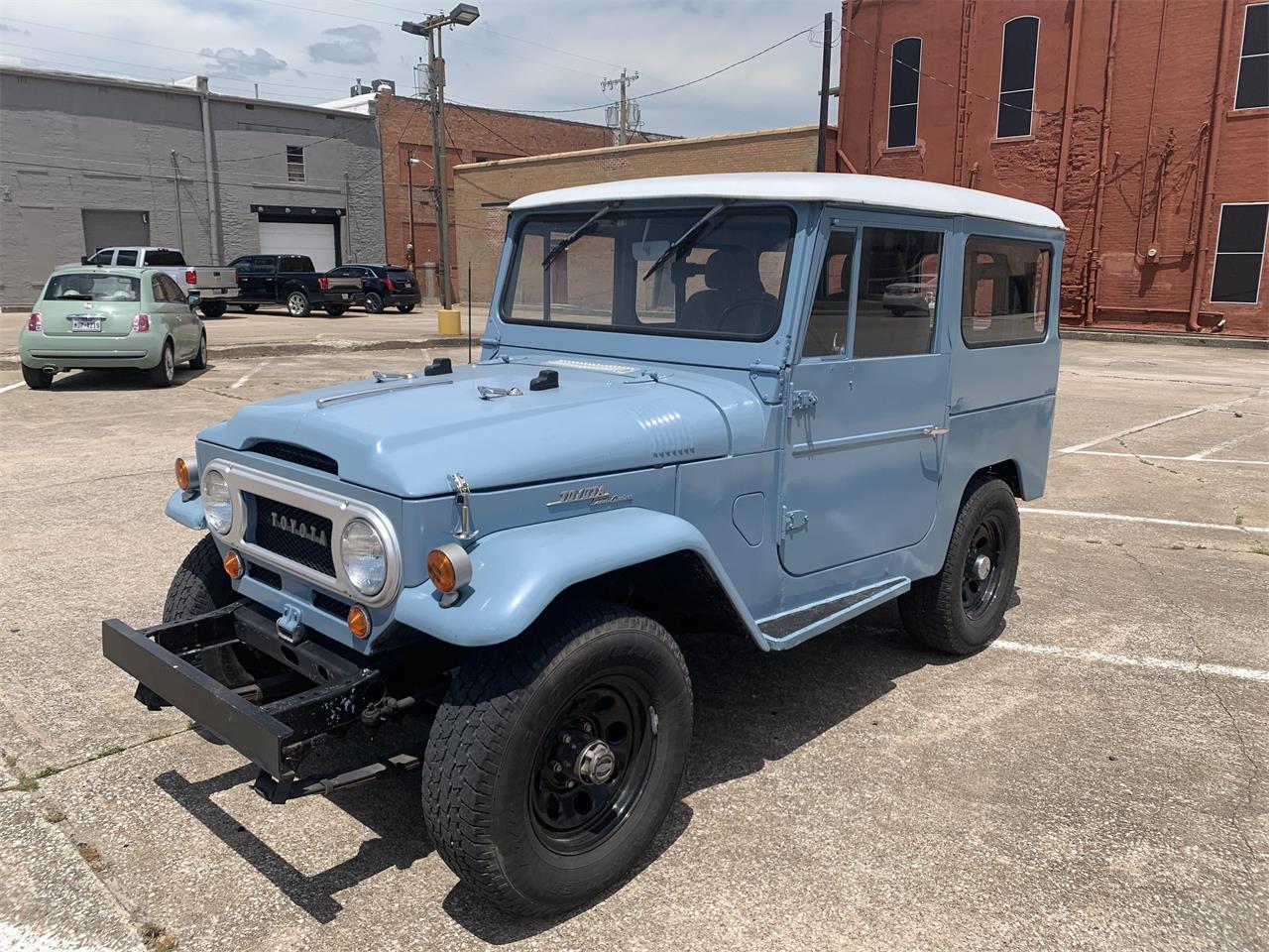 1968 Toyota Land Cruiser FJ40 (CC-1354162) for sale in Denison, Texas