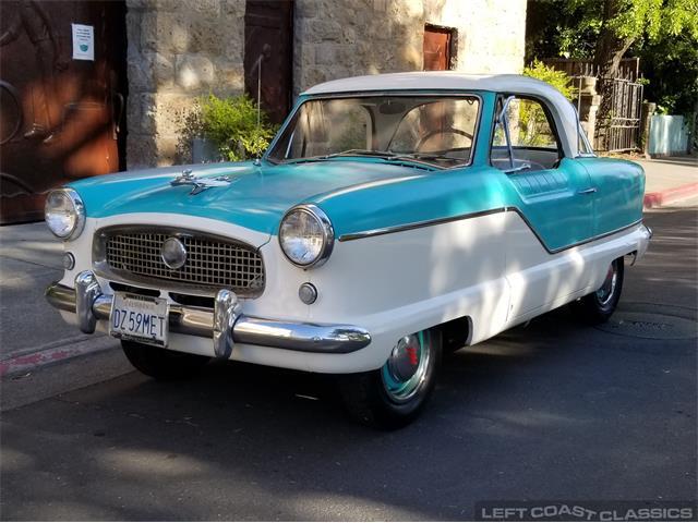 1959 Nash Metropolitan (CC-1354166) for sale in Sonoma, California