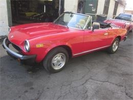 1982 Fiat Spider (CC-1350418) for sale in Stratford, Connecticut