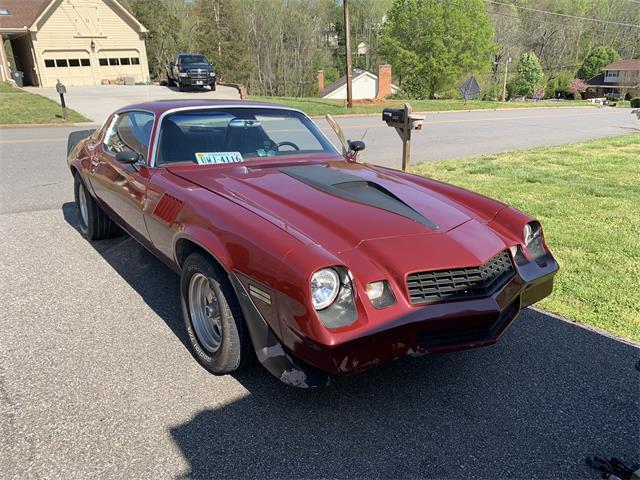 1979 Chevrolet Camaro Z28 (CC-1350419) for sale in Lynchburg, Virginia