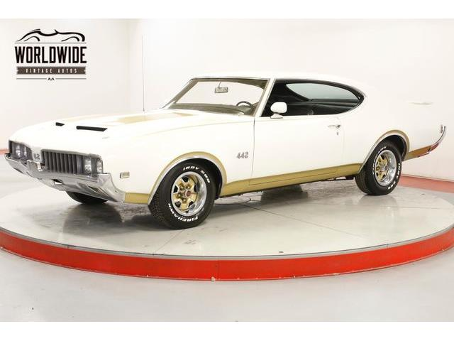 1969 Oldsmobile 442 (CC-1354196) for sale in Denver , Colorado