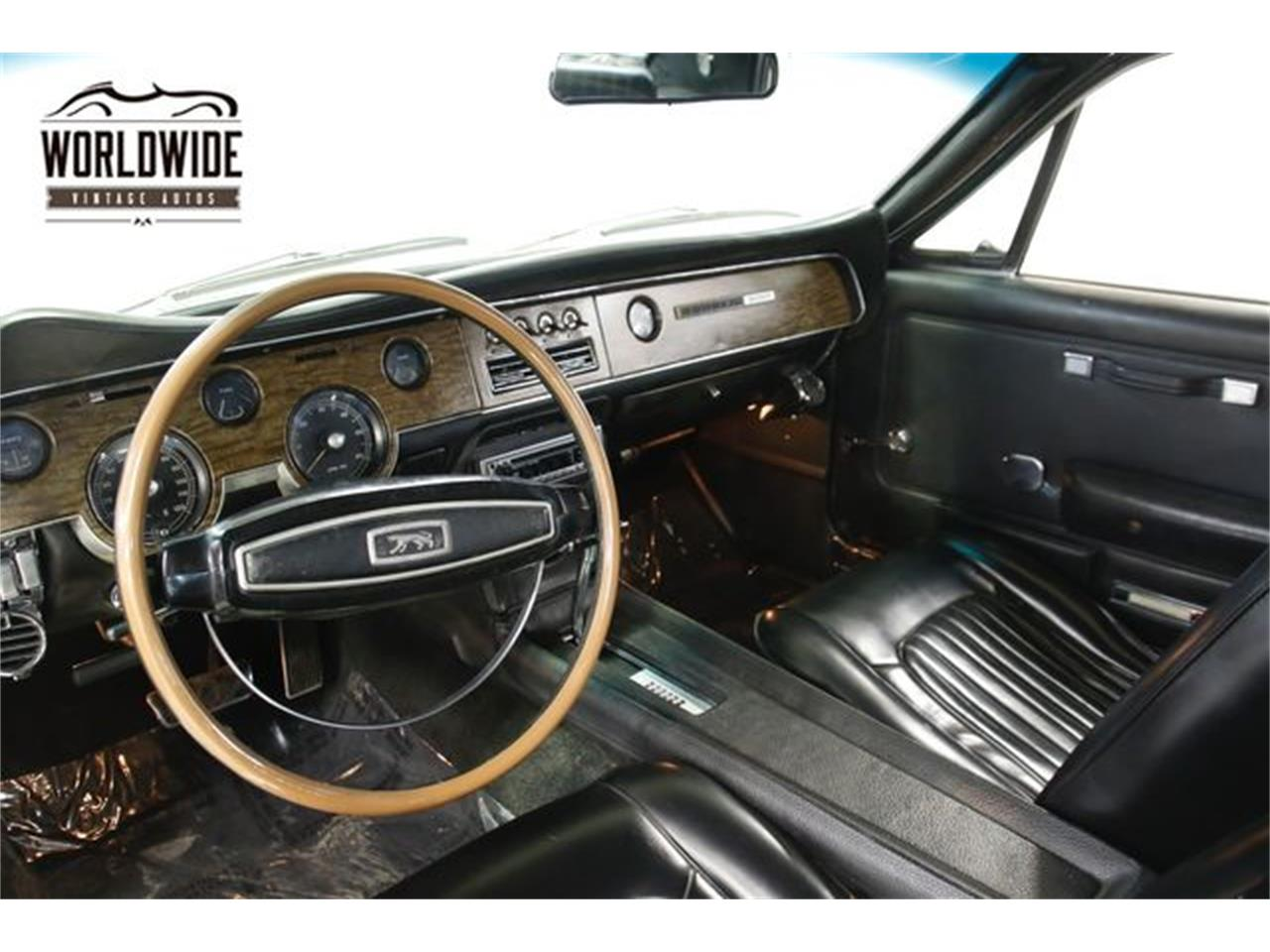 1968 Mercury Cougar (CC-1354198) for sale in Denver , Colorado