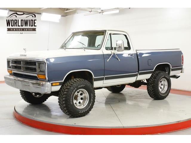 1987 Dodge W150 (CC-1354199) for sale in Denver , Colorado