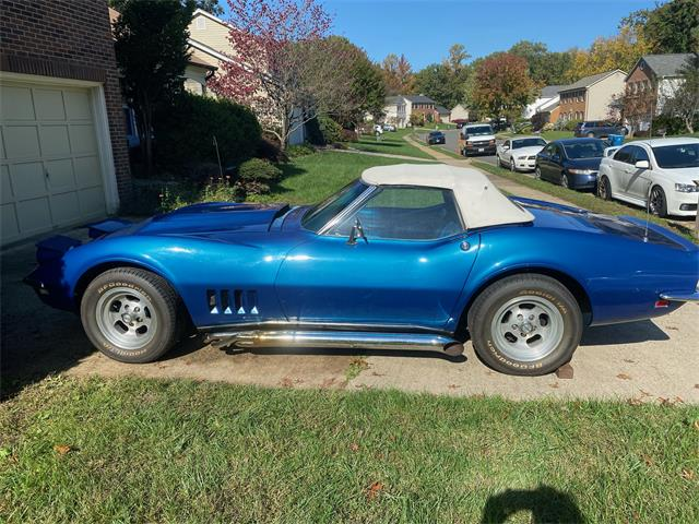 1968 Chevrolet Corvette (CC-1350421) for sale in Burke, Virginia