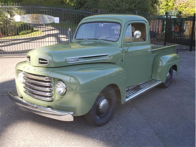 1950 Ford F1 (CC-1354218) for sale in Punta Gorda, Florida