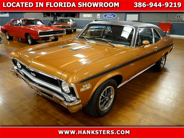 1972 Chevrolet Nova (CC-1354224) for sale in Homer City, Pennsylvania