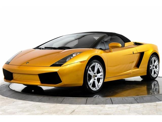 2007 Lamborghini Gallardo (CC-1354225) for sale in Punta Gorda, Florida