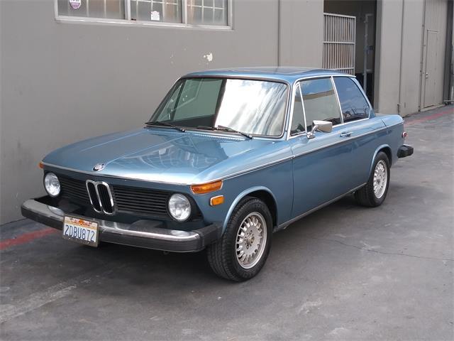 1976 BMW 2002 (CC-1350423) for sale in SANTA ANA, California
