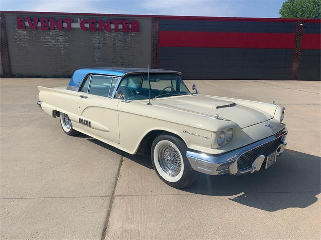 1958 Ford Thunderbird (CC-1354231) for sale in Annandale, Minnesota