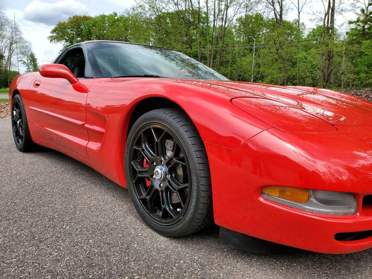 1999 Chevrolet Corvette (CC-1354235) for sale in Stanley, Wisconsin