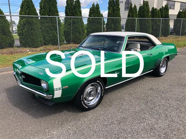 1969 Chevrolet Camaro (CC-1354242) for sale in Milford City, Connecticut